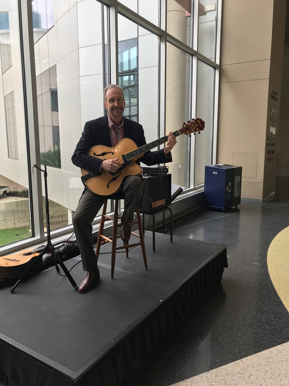 Jazz Guitar for Dallas Event