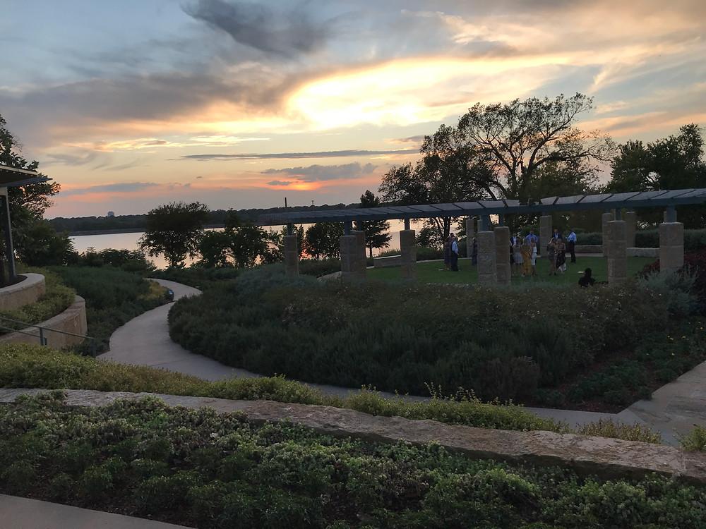 Dallas Arboretum event