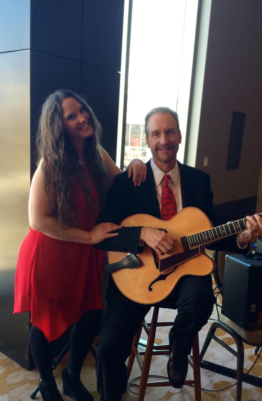 Music for charity event at Omni Dallas