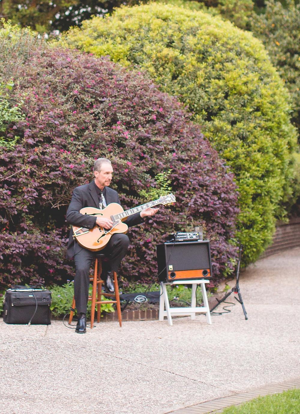 guitar music for texas discovery gardens