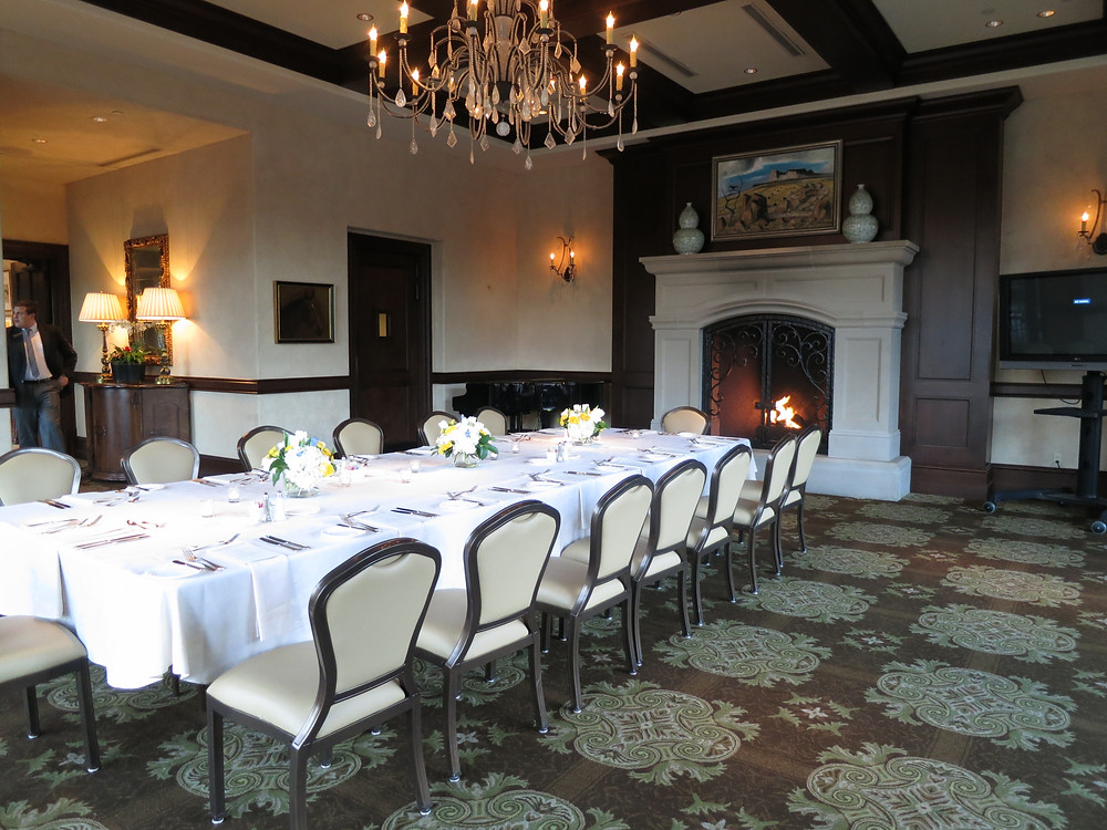Dinner Party at Dallas Country Club