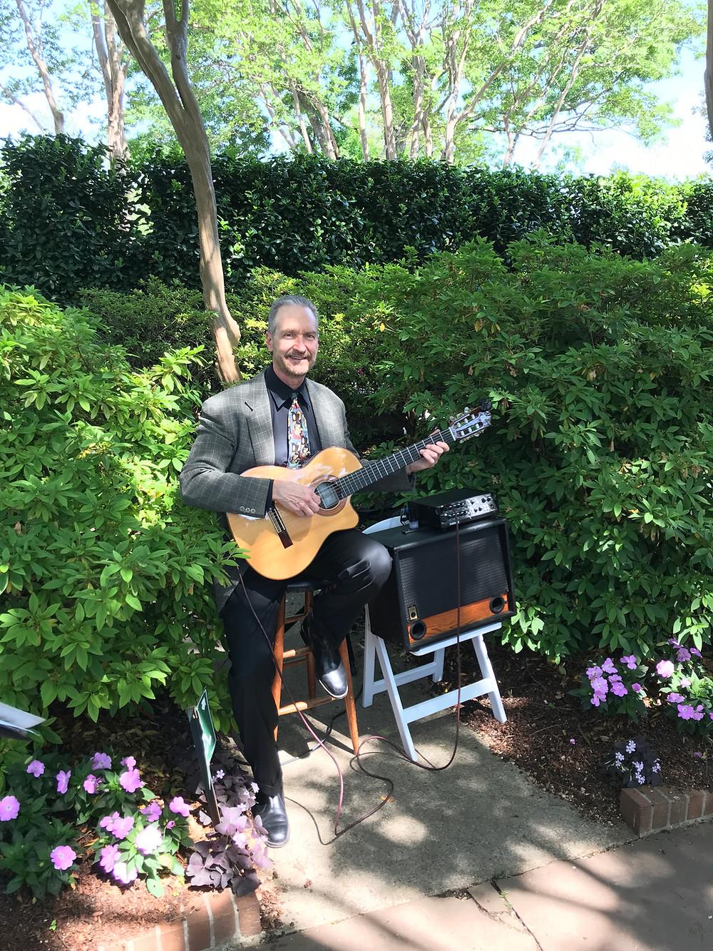 Music for Dallas Aboretum wedding