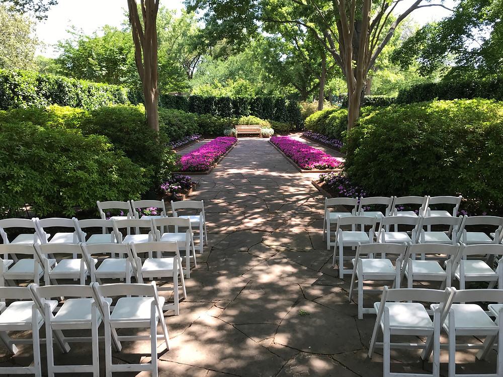 Dallas Arboretum Nancy's Garden