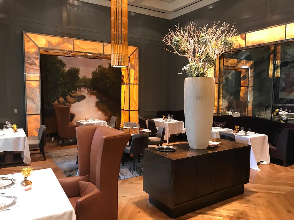 Fearing's Restaurant at Ritz-Carlton