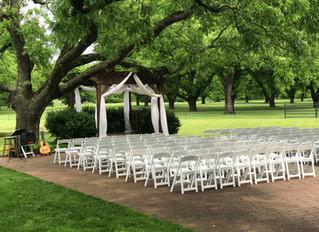 Gorgeous Outdoor Wedding