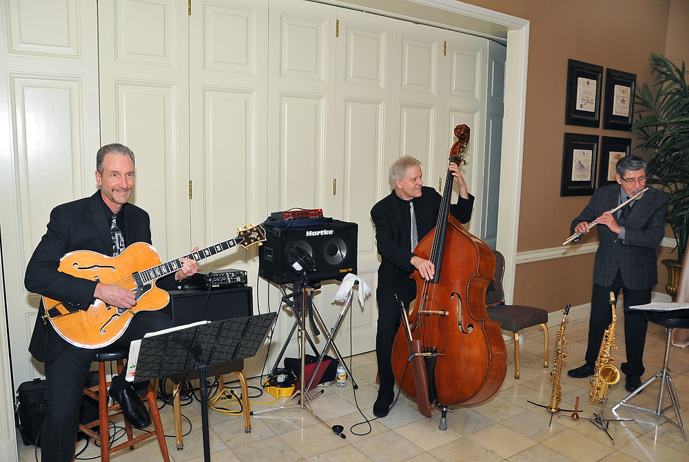 Live music for Fort Worth Club dinner