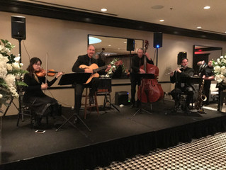 Jazz Quartet for Your Reception