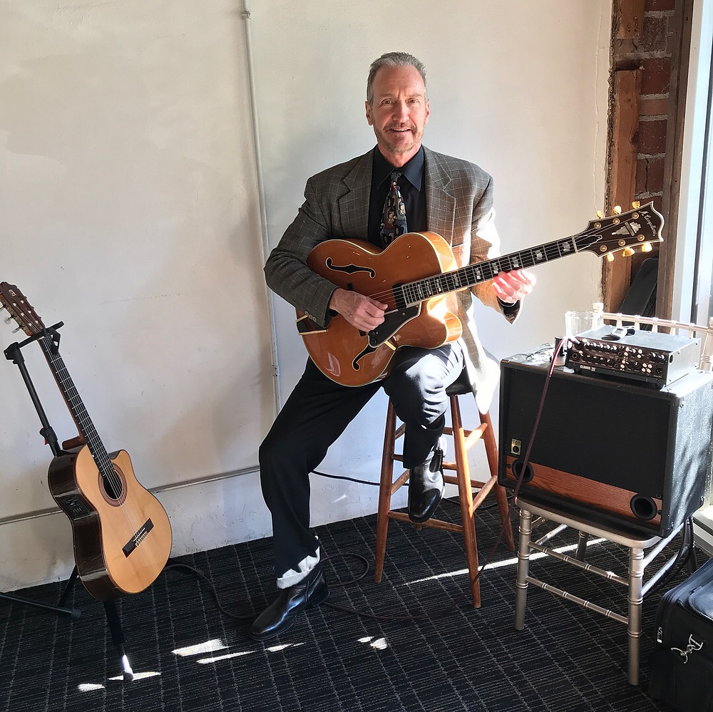 music at Times Ten Cellars reception