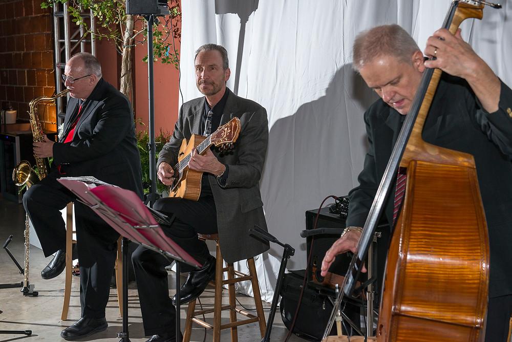 Jazz trio for Dallas event