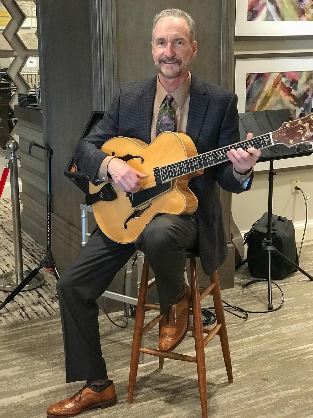 solo guitarist Dallas
