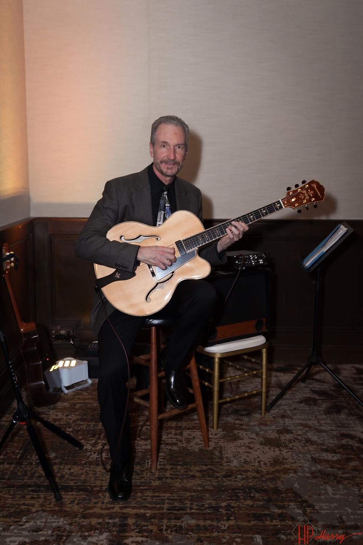 Guitarist for Las Colinas Country Club event