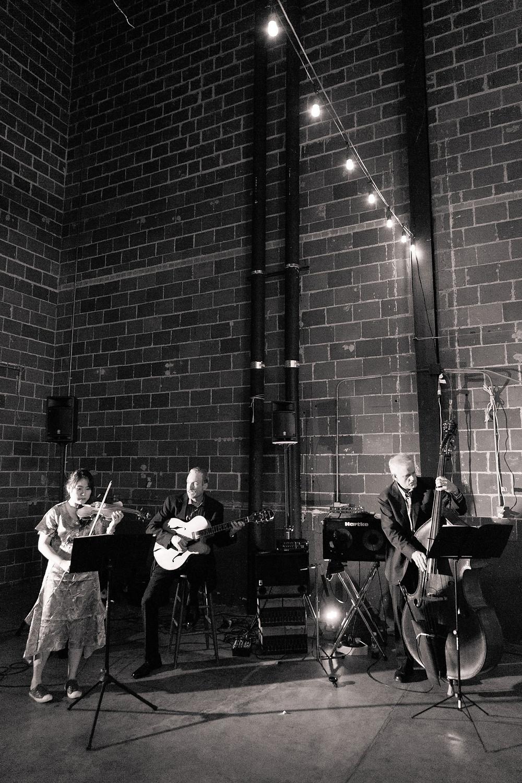 Jazz band at Fair Park