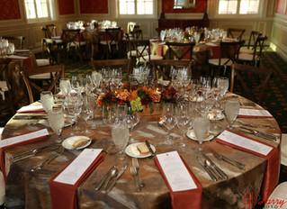 Board Dinner Ft. Worth Club