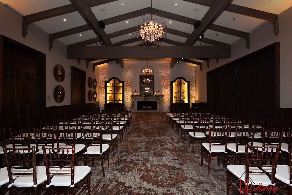 Las Colinas New wedding space