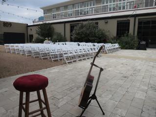 Wedding at 809 Vickery