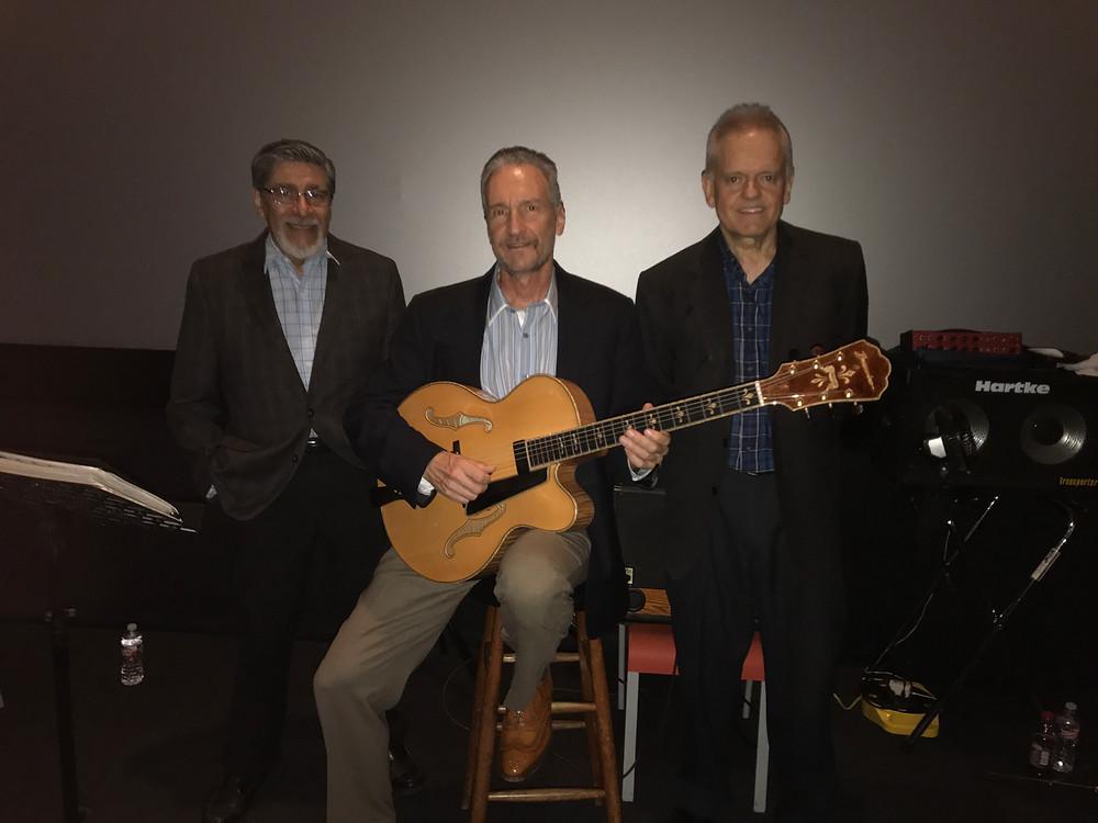 Nick DiGennaro Jazz Trio at the Perot Museum