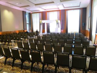 Jewish Wedding at Dallas/Plano Marriott