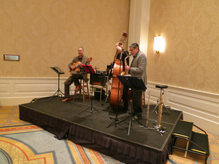 Event Music at the Belo Mansion