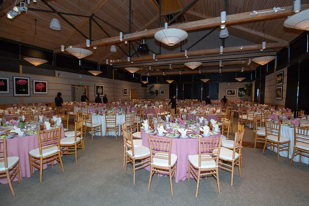 Dallas Arboretum Rosine Hall event