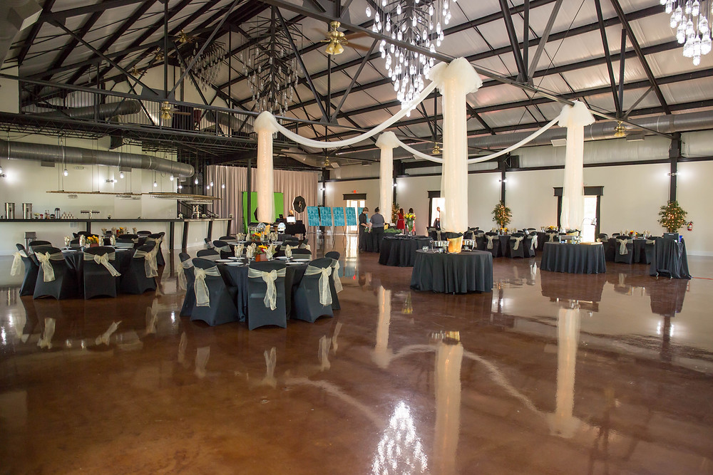 event at Buffalo Valley Event Center