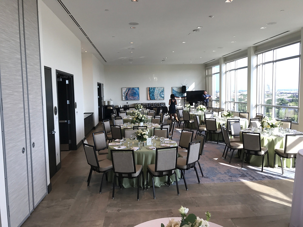 event space at  Canopy by Hilton Dallas Uptown Hotel