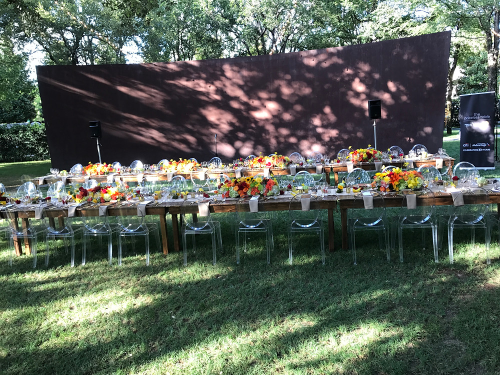 Nasher Sculpture Center Corporate Event