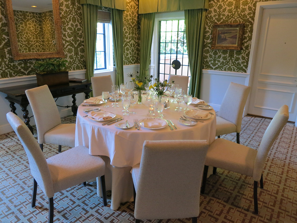 Mansion on Turtle Creek Dinner Party
