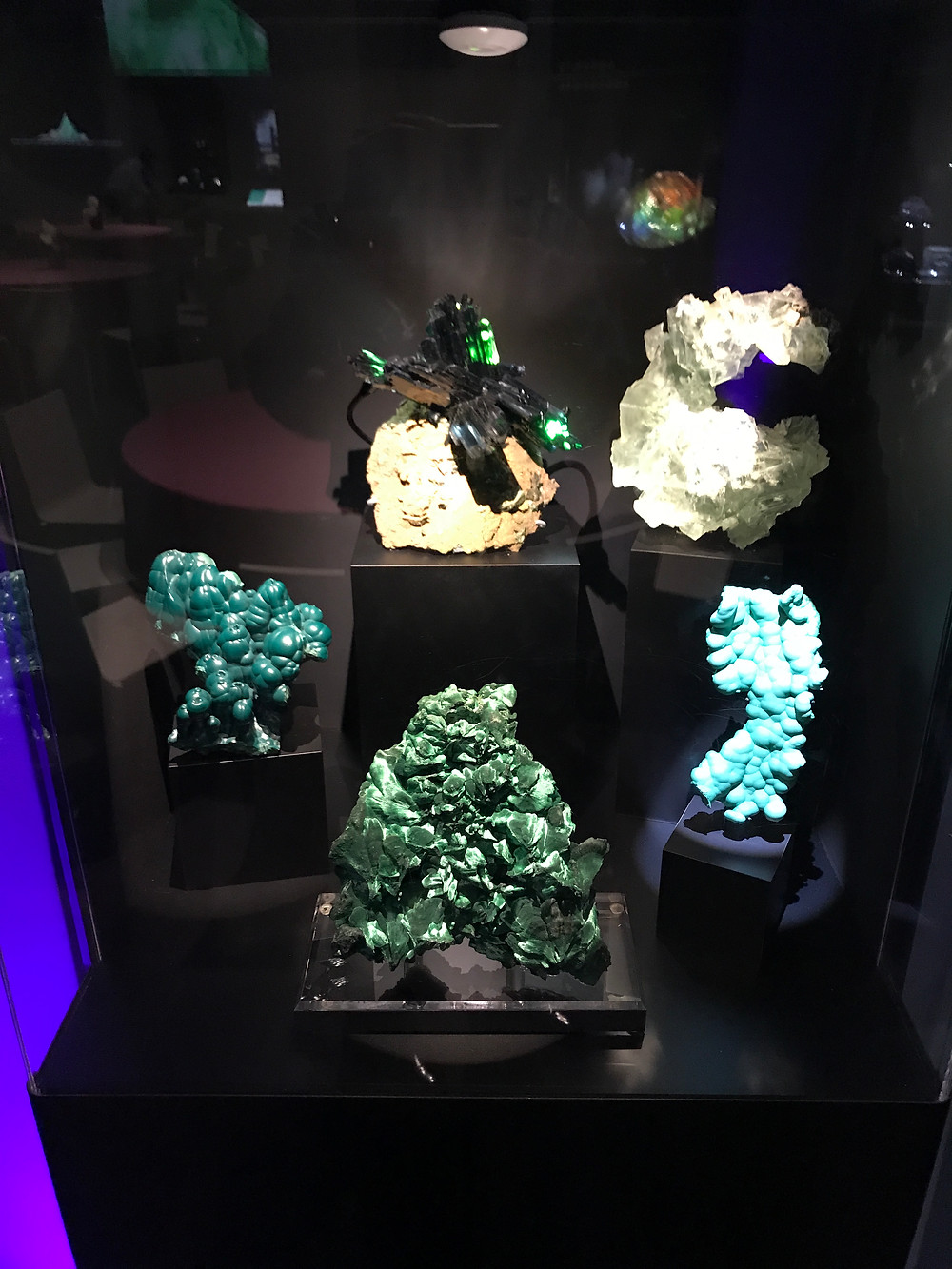 Gems at the Perot Museum