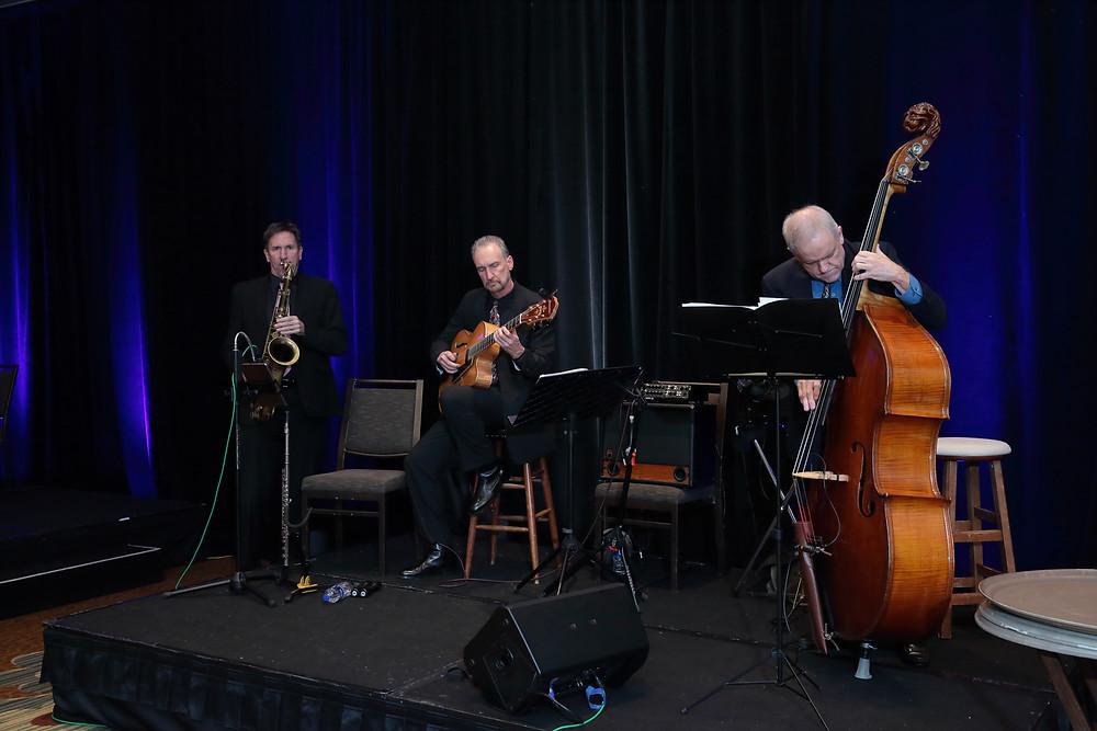 Jazz trio for Dallas events