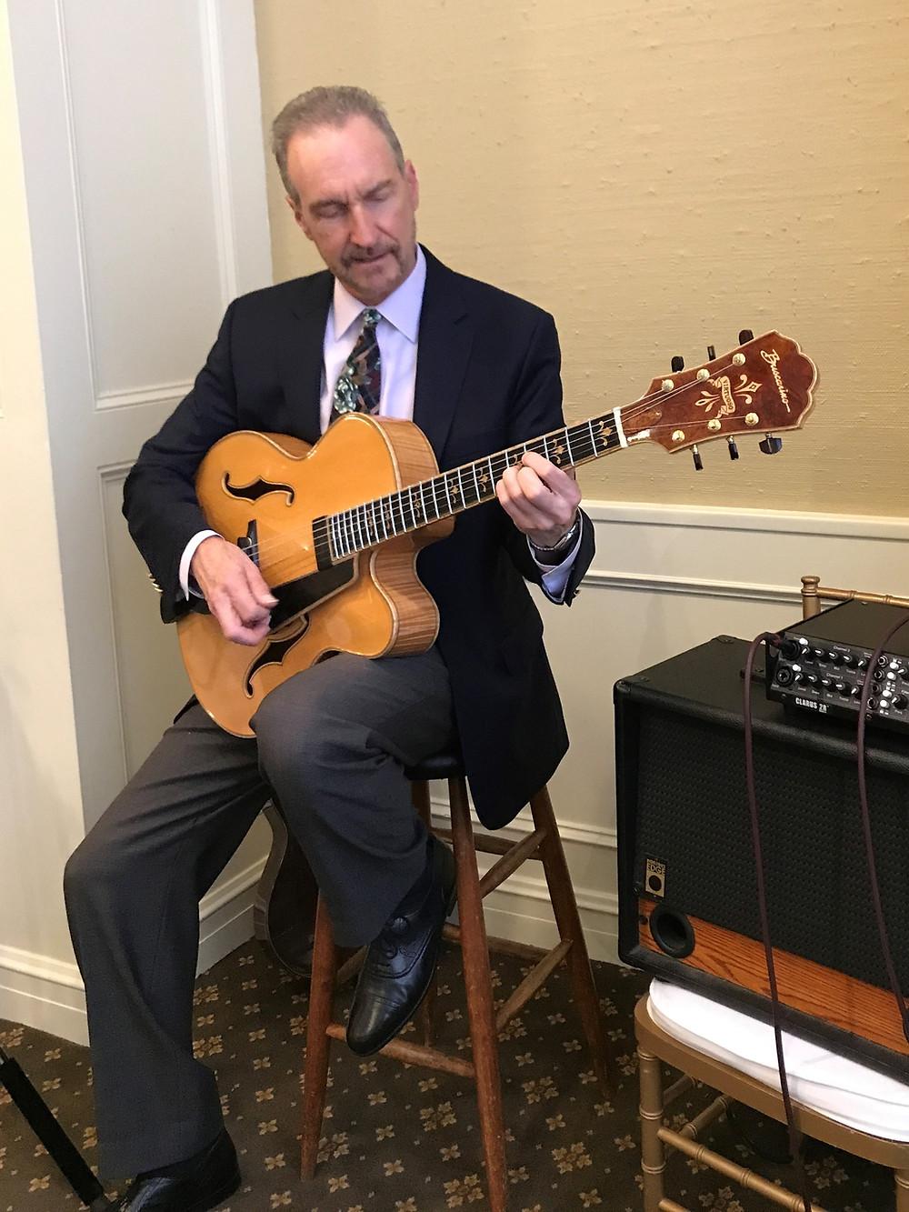 Fort Worth jazz guitar