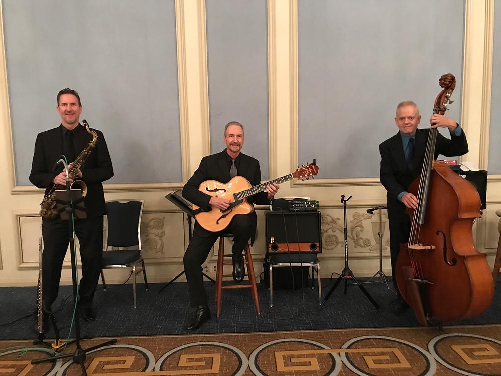 Dallas Jazz Trio for non-profit