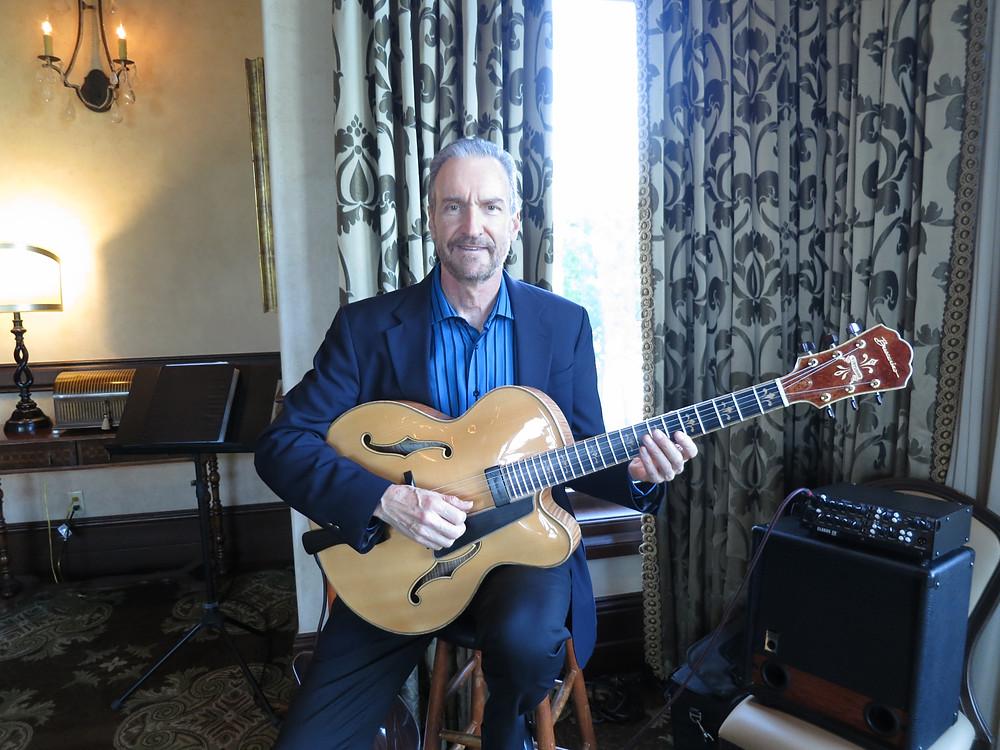 Guitarist for Dallas social event