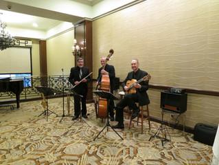 Put a Trio in the Foyer