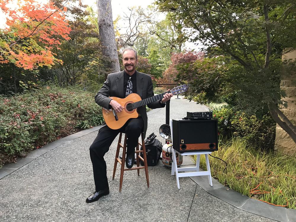 Dallas wedding musician