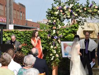 Wedding at Ashton Depot