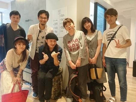 6/2カホンワークショップ東京レポート③KAZU