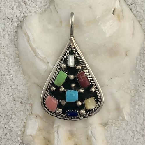 Multi-Stone Pendant
