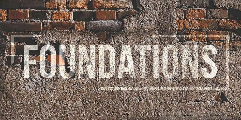 Bible Study: Foundations