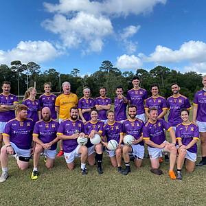 2020 Savannah GAA Inaugural Team