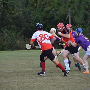 Savannah GAA @ Orlando GAA - Hurling Match