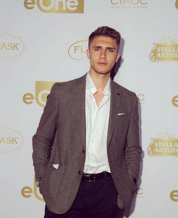 Donald Maclean Jr. at the TIFF 2019 eOne Party