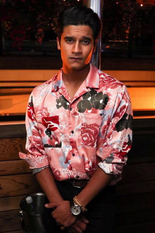 Amir Bageria out and about for TIFF 2019