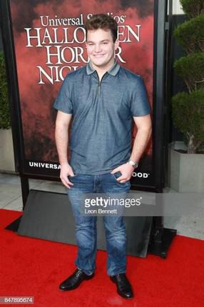 Jake Sim at Halloween Horror Night
