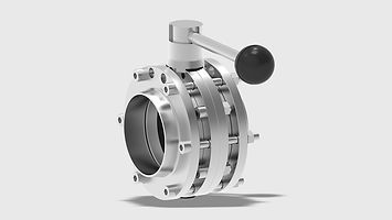 gea butterfly valve stainless steel