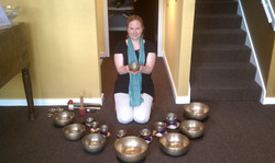 Singing bowls and me