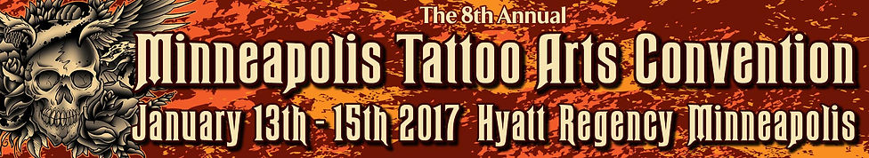 8th Minneapolis Tattoo Arts Convention