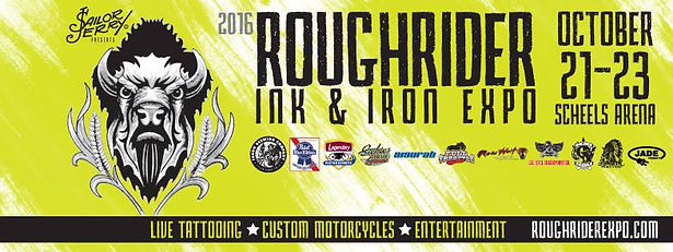Roughrider Ink & Iron Expo
