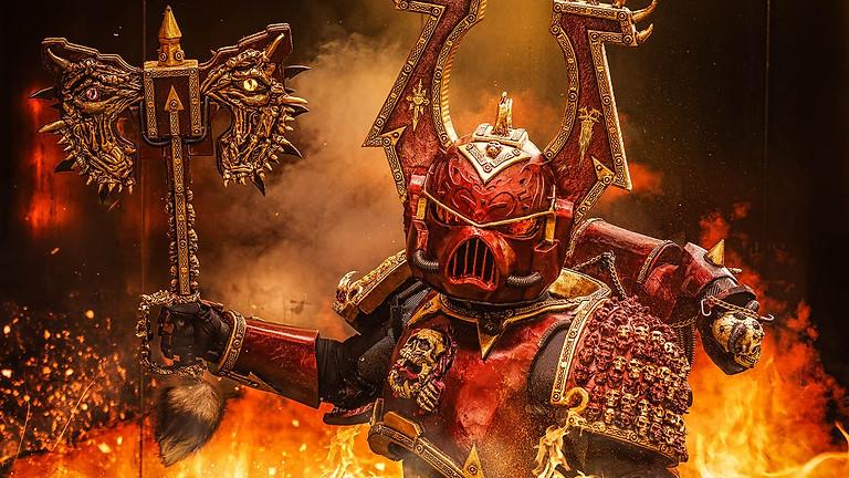 Verschoben! Warhammer Tabletopspiel