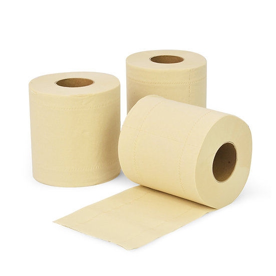 3-Ply Bamboo Toilet Paper 12pk (Case 144)