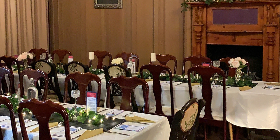 Psychic Lunch at Mitchell Hall Hotel